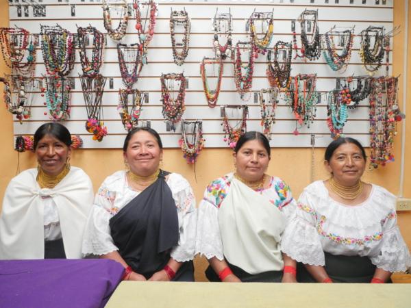 Las mujeres de Pacha Calera
