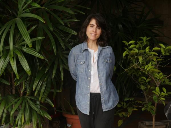 Claudia, fondatrice de YoSiembro